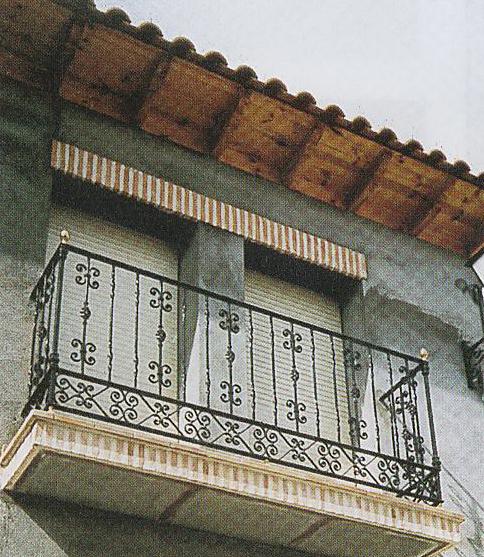 Балконы (0201-004).